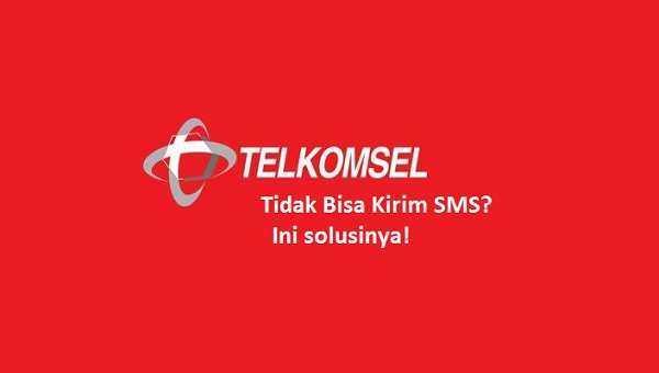 Telkomsel Tidak Bisa Kirim SMS