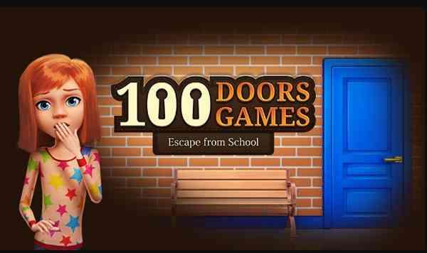 Kunci Jawaban 100 Doors Game Escape from School