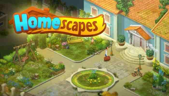 cheat game Homescapes