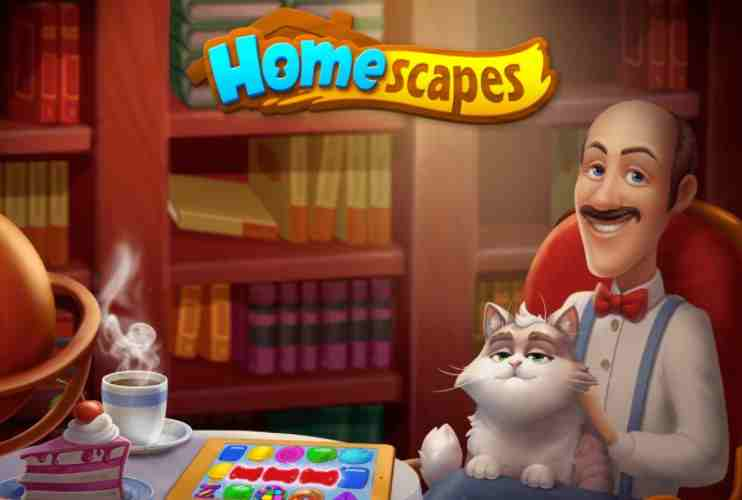 cara cheat game Homescapes